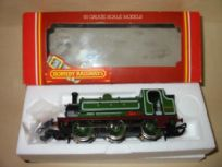 Hornby Railways R396 0-6-0 locomotive